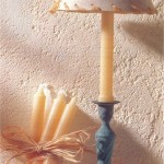 How to Make Candle Lampshades