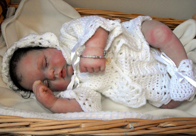 collectable reborn baby dolls