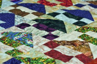 Applique, Patchwork and Quilting