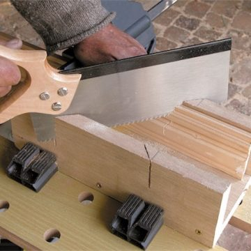 How To Make a Miter Box 4 Easy Steps