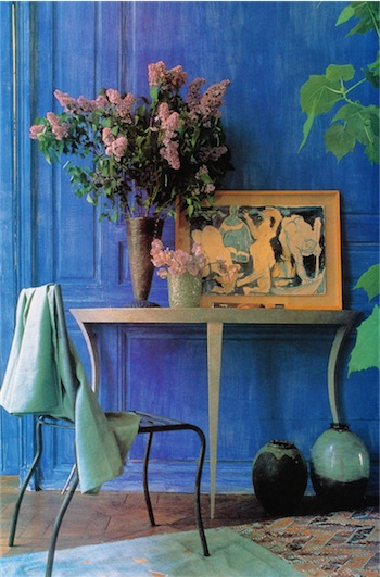 Decorate With Bold Color