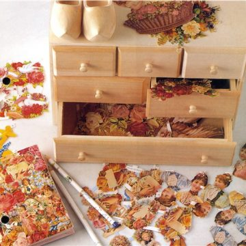 All About Decoupage Art