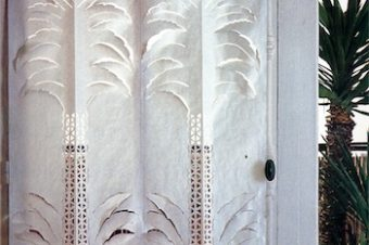 6 Steps – How To Make Paper Window Curtains