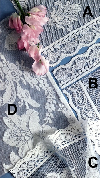 Lace types