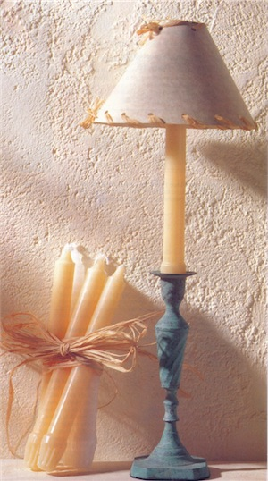 candle lampshade