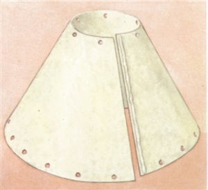 Candle Lampshades Step-3